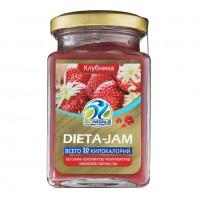 DIETA-JAM клубника (230г)