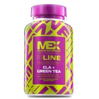 CLA + Green Tea MEX Nutrition (90 гел кап)
