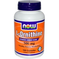 L-Ornithine 500 mg (60капс)