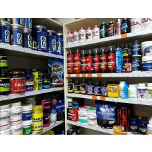 BODYBUILDING SHOP  на  ул. Республики 75, ТЦ Корона (Салехард)